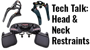 Tech Talk: Head & Neck Restraints